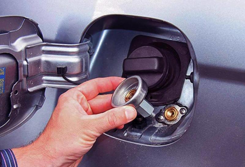 Как заправлять машину газом