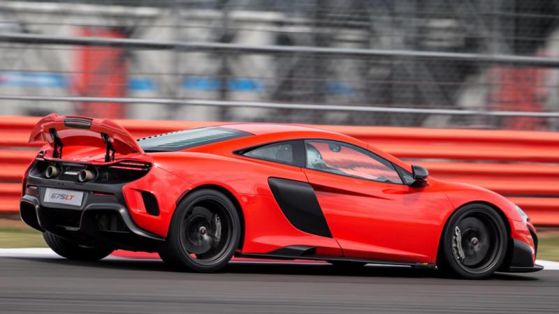 Фото авто McLaren 675LT