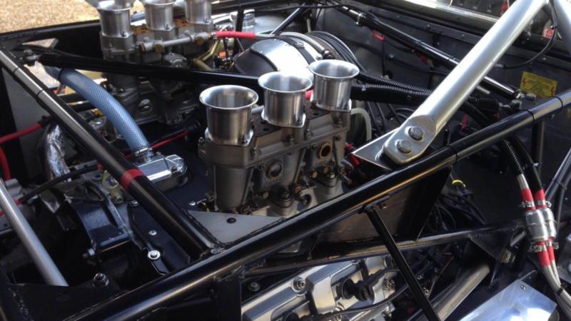 Двигатель Porsche 917