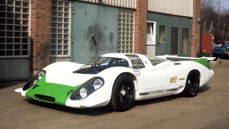 Фото Porsche 917