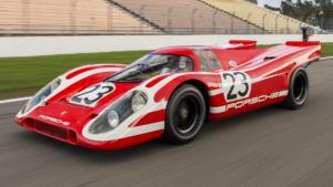 Авто Порше 917