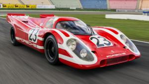 Суперкар Порше 917
