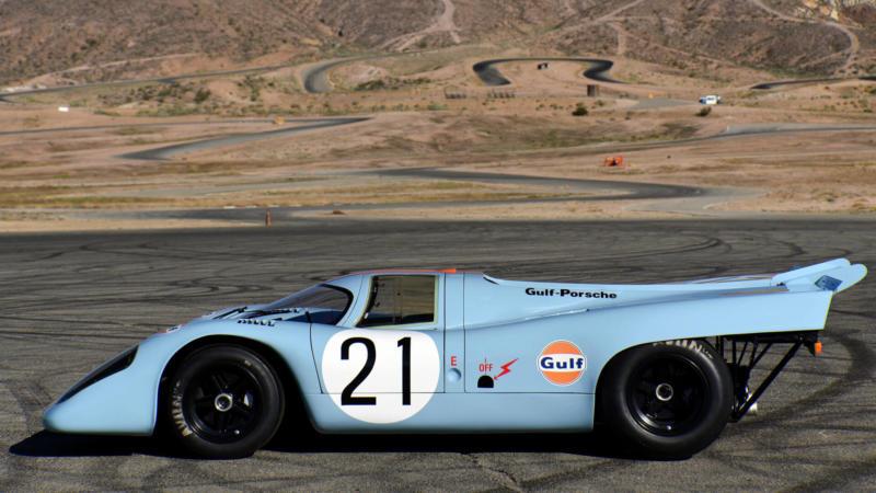 Фото Porsche 917K