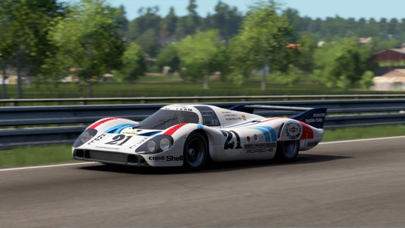 Фото авто Porsche 917 LH