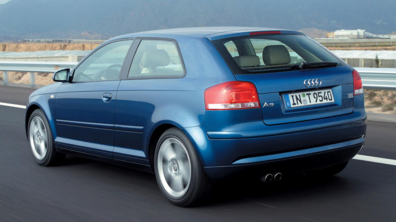 Первое поколение Audi A3 (8L)