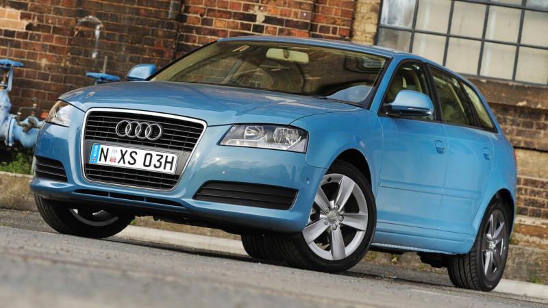 Фото Audi A3 (8P)