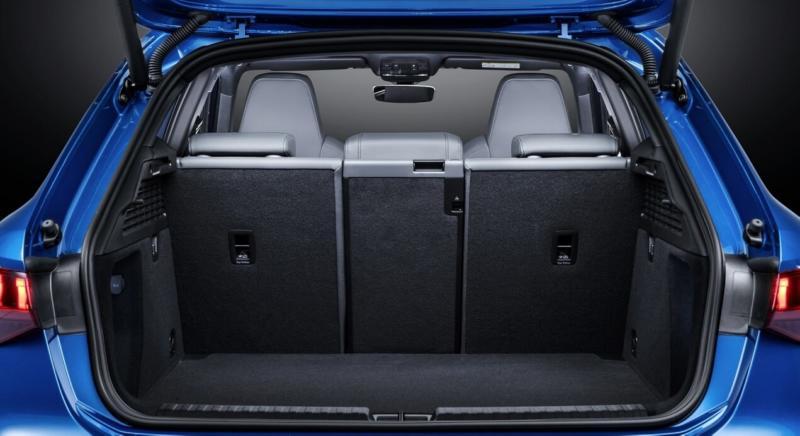 Багажник Audi A3 8Y