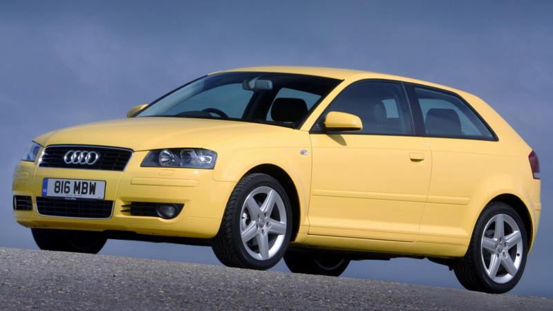 Фото авто Audi A3 (8L)