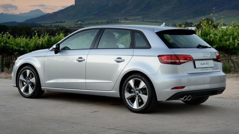 Audi A3 III поколения