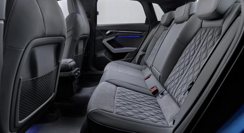 Задний диван Audi A3 8Y