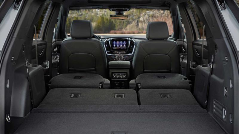 Багажник Chevrolet Traverse 2021