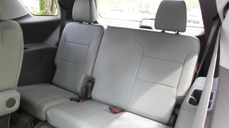 Задний диван Chevrolet Traverse II