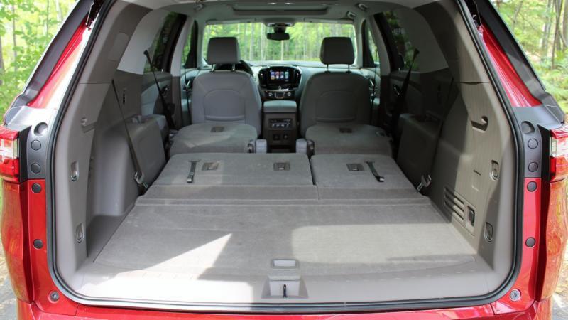 Багажник Chevrolet Traverse II