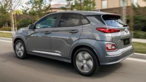 Авто Hyundai Kona Electric