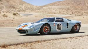 Автомобиль Форд GT40