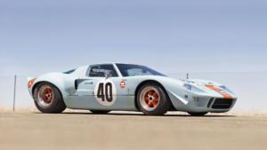 Фотография Форд GT40