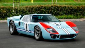 Авто Форд GT40