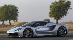 Автомобиль Lotus Elise