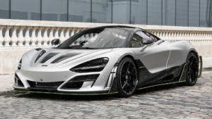 McLaren 720S First Edition by Mansory