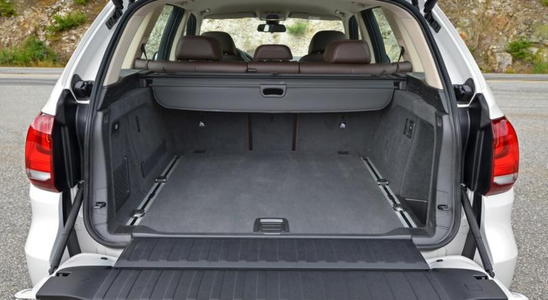 Багажник BMW X5 F15