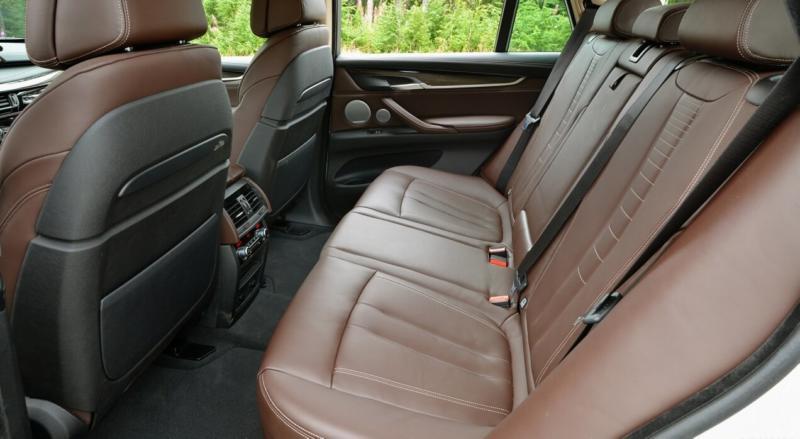 Задний диван BMW X5 F15