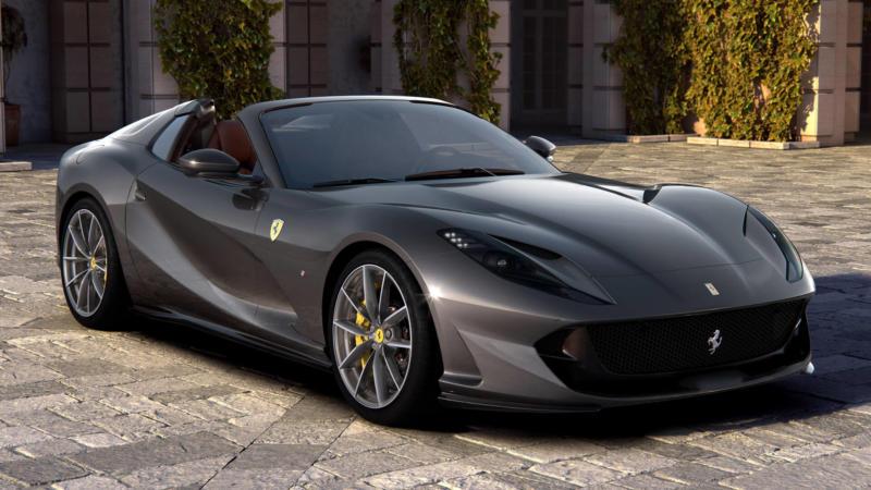 Авто Ferrari 812 GTS