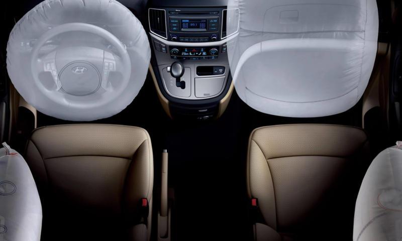 Безопасность Hyundai H-1