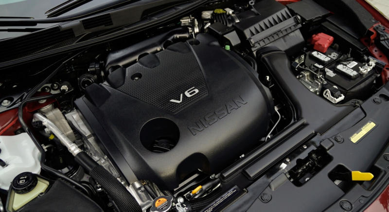 Двигатель Nissan Maxima