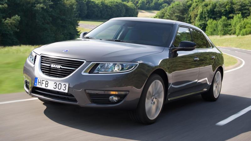 Автомобиль Saab 9-5