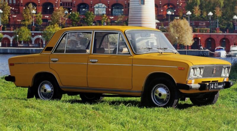 Авто ВАЗ-2106