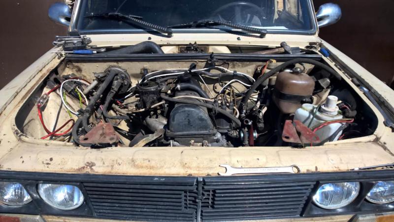 Двигатель ВАЗ-2106