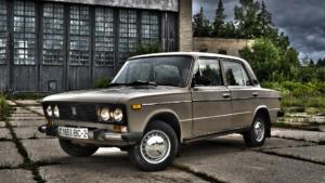 Седан ВАЗ-2106