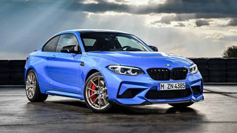 Фото BMW M2 CS