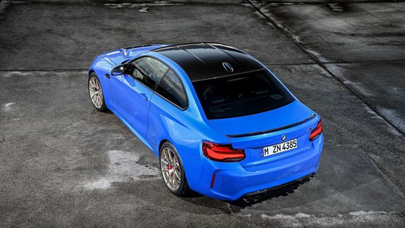 BMW M2 CS фото авто