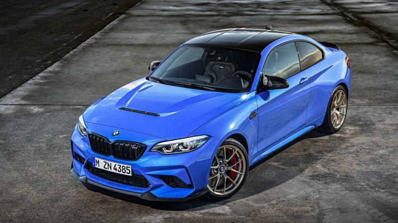 Купе BMW M2 CS