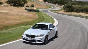 Фото BMW M2 Competition