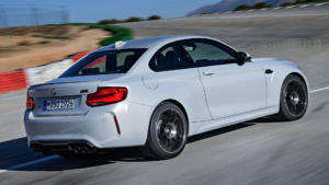 BMW M2 Competition фото авто