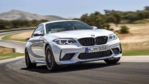 Фотография BMW M2 Competition