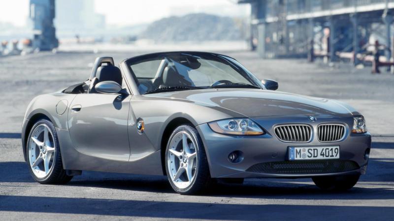BMW Z4 первого поколения