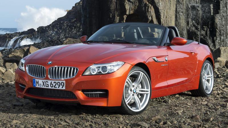 BMW Z4 2013 года