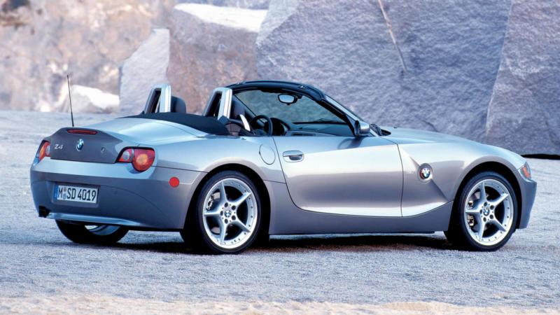 BMW Z4 2002