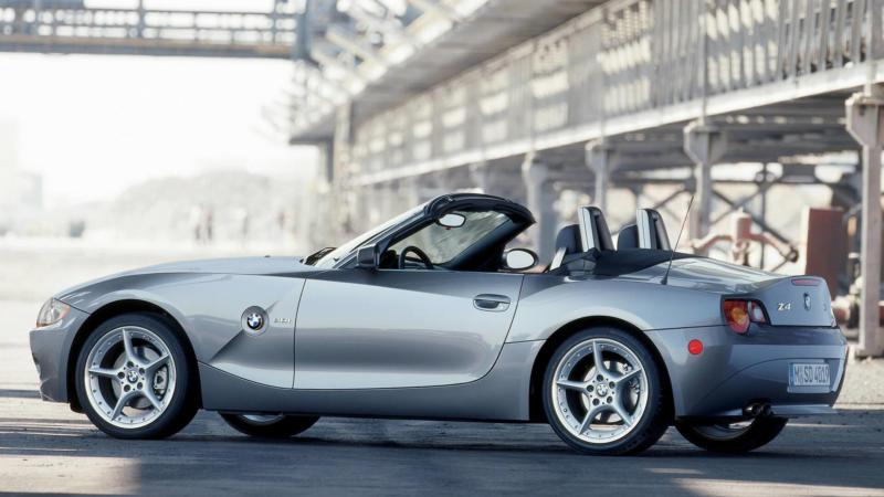 Фото BMW Z4 2002