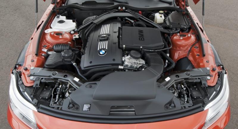 Двигатель BMW Z4 2013