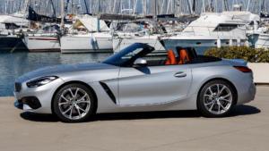 BMW Z4 фото авто