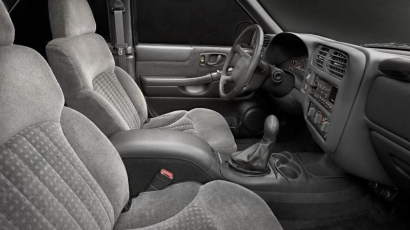 Фото салона Chevrolet Blazer