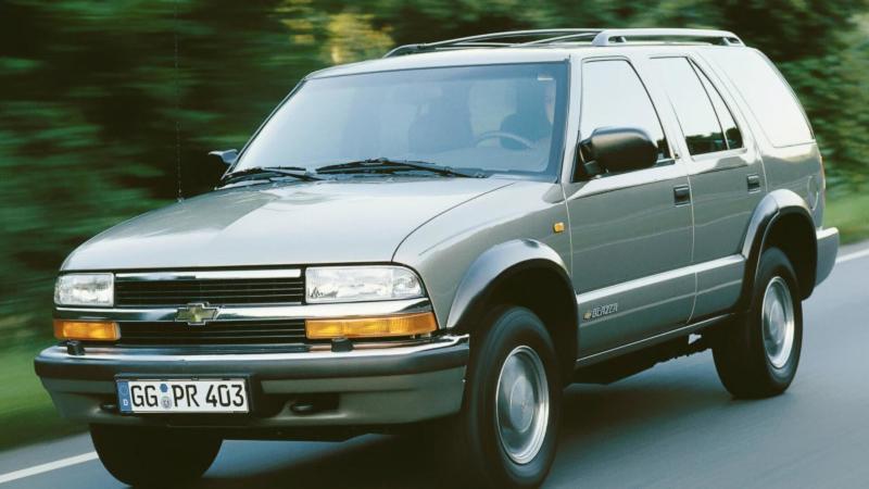 Chevrolet Blazer 2