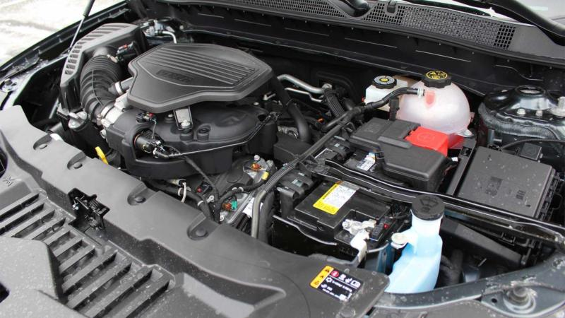 Двигатель Chevrolet Blazer
