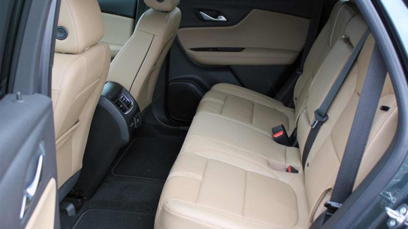 Салон Chevrolet Blazer