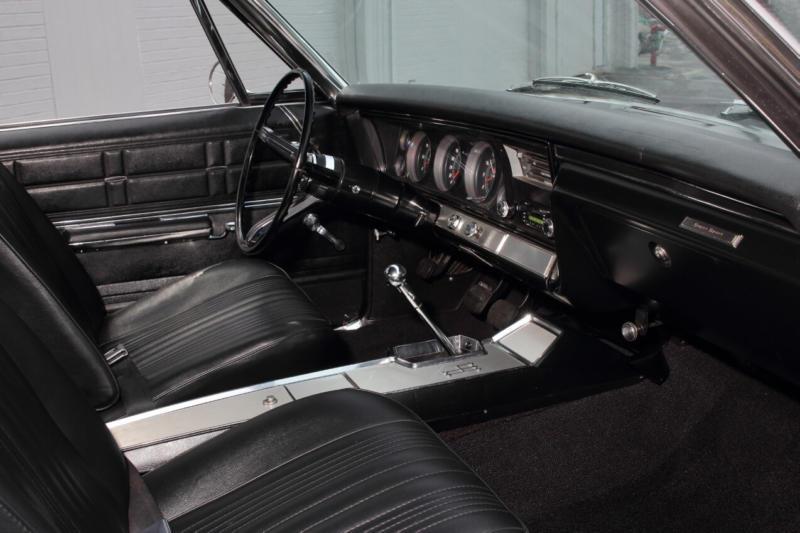 Салон Chevrolet Impala