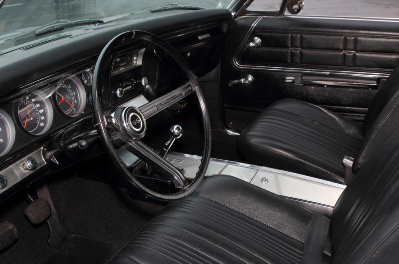 Фото салона Chevrolet Impala